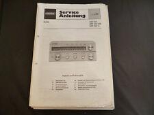 Original Service Manual Grundig  MR 100 MR 100 GB MR 100 U