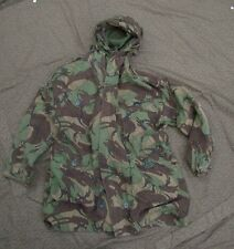 British Army Falklands War Issue DPM Cold Weather Windproof Parka + Free LINER