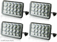 4 x 45W 15 LED Work Light Lamp Flood Beam Jeep Tractor Truck Lorry 12v 24v CE