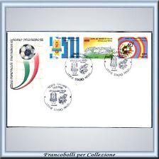 Mondiali Calcio Italia 90 Udine Stadio Friuli 13-6-1990