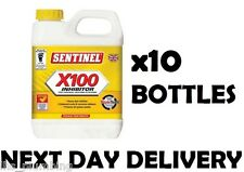 10x Sentinel X100 sistema de calefacción central inhibidor Multipack fontanería joblot