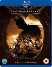 Películas en DVD y Blu-ray blues blu-ray batman begins