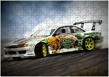 Nissan Silvia S14 A4 JIGSAW Puzzle Birthday Christmas Gift (Can Be Personalised)