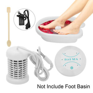 Professional Ionic Ion Detox Foot Bath Basin Spa Cleanse Machine Array Health UK