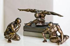 Statue, sculpture en bronze pour la décoration intérieure de la maison