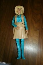 Marx Johnny West Cowgirl Figure Vintage 1973