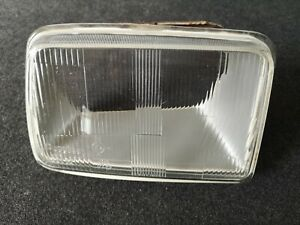 Renault R5 Right Side LHD Headlight glass
