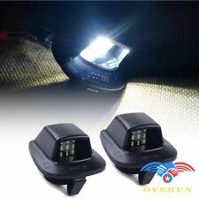 9 SMD LED Number License Plate Light Bulbs Lamps For Dodge Dakota Mitsubishi