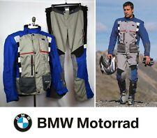 BMW Motorrad Rallye 2 Pro Riding Suit Jacket Pants GORE-TEX Liners Motorcycle 60