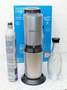 SodaStream Crystal Wassersprudler Sparking Water Maker