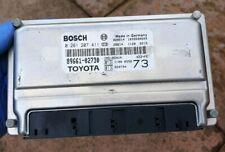 TOYOTA COROLLA 1.4 ENGINE CONTROL UNIT ECU 89661-02730 BOSCH 0261207411