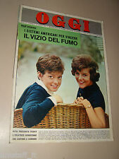 OGGI=1964/5=RITA PAVONE PEGGY MARCH=PETE SEEGER=STATHIS GIALLELIS=DANY SAVAL=