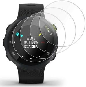 For GARMIN Forerunner 45 / 45S Tempered Glass Screen Protector Guard Watch