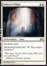 4x Debtor's Pulpit // Presque comme neuf // Gatecrash // Engl. // Magic the Gathering