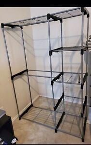 Freestanding Closet