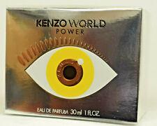 Perfume Kenzo WORLD Power 30ml Eau de Parfum Spray Nuevo y Sellado