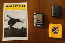 EDDIE VEDDER Zippo Lighter 2008 Into The Wild April Fools Pearl Jam Rare NEW
