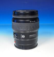Minolta AF ZOOM Xi af 28-105mm/3.5-4.5 lens lente para Sony Minolta a - 43989