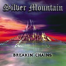 Silver Mountain - Breakin' Chains (2016)  CD  NEW/SEALED  SPEEDYPOST