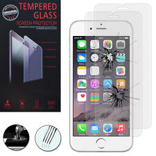 2X Safety Glass for Apple Iphone 6 plus/6s plus Genuine Glass Screen Protector