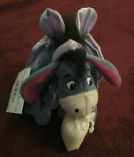 Eeyore Disney Store Mini Bean Bag Toy  Winnie The Pooh Sugar Plum Fairy New