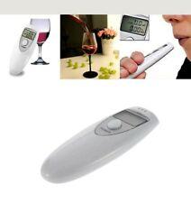 Portable LCD Digital Breath Alcohol Tester Breathalyzer Analyzer Detector Test