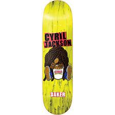 BAKER CYRIL CHICKEN SKATEBOARD DECK 8.25 INCH SKATE **FREE GRIP**FREE SHIPPING**