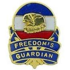 Us Army Freedom's Guardian Mini New Metal Lapel Pin Us Army Pin