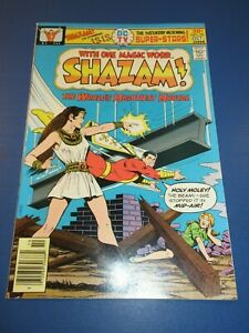 Shazam #25 Bronze age 1st Isis Key Fine+ Beauty Wow