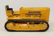 John Deere 440 Crawler Dozer HTF to restore 1/16th, Ertl Eska USA made Farm Toys