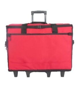 BLUEFIG Sewing Machine Case to fit Brother Quattro NV6000, NV6700, & NV6750