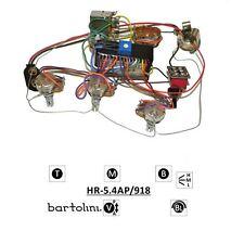 Bartolini HR-5.4AP Pre-Wired 3 Band EQ Active/Passive Preamp