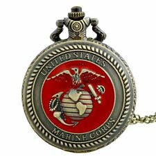 Marine Vintage Pocket Watch! What'S In Your Pocket?