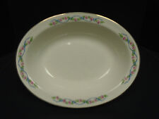 Superior Hall Quality Oval Vegetable Bowl Wildfire