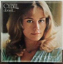 Cybill Shepherd Does It to Cole Porter vinyl LP