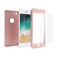 cover full 360 x iphone 6 colore oro rosa ultra sottile