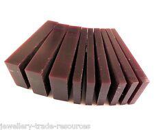 CERA viola gioielli blocchi cera persa di colata 5mm - 15mm BARRE