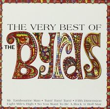 The Byrds Very Best Of CD NEW SEALED 2006 Mr. Tambourine Man/Eight Miles High+
