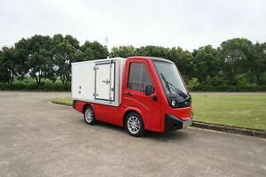 E- Maxi Cargo Van