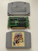 Paper Mario Nintendo 64 Game N64 Cartridge Cleaned Tested Authentic Fast Ship