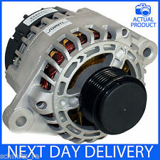 120amp COMPLETE ALTERNATOR FIAT Stilo 1.9 D Multijet DIESEL 2005-2010
