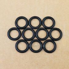 10Pcs / OD 20mm  ID 12mm / Section 4mm Rubber O-Ring gaskets