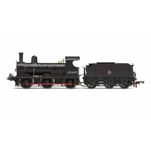 Hornby BR, J15 Class, 0-6-0, 65469 Era 4 Steam Locomotive 1:72 Scale OO (R3530)