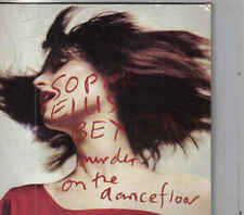 Sophie Ellis Bextor-Murder On the Dancefloor cd single