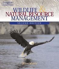 Wildlife & Natural Resource Management, Deal, Kevin H., Good Book