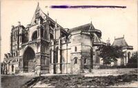 Vintage Postcard Saint Omer Cathedral France Unposted