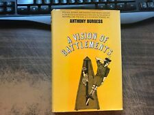A Vision of Battlements by Anthony Burgess 1st/2nd Hardcover w/ DJ 1965