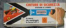 CINTURE DI SICUREZZA AREXONS ANTERIORI A 3 PUNTI  PER FIAT 127/ FIORINO