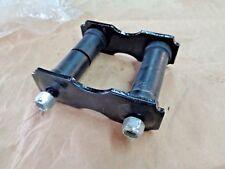 Biscottini balestre POST kit SHACKLE KIT dal 1976 al 1986  Jeep CJ5 cj7 cj8