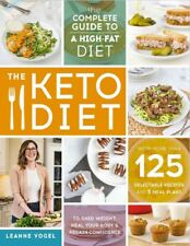 Keto Diet, TheThe Complete Guide to a High-Fat Diet, 125 Delectable Recipes(pdf)